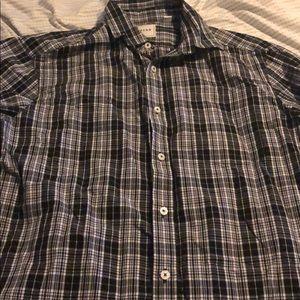 ROWM long sleeve button down shirt